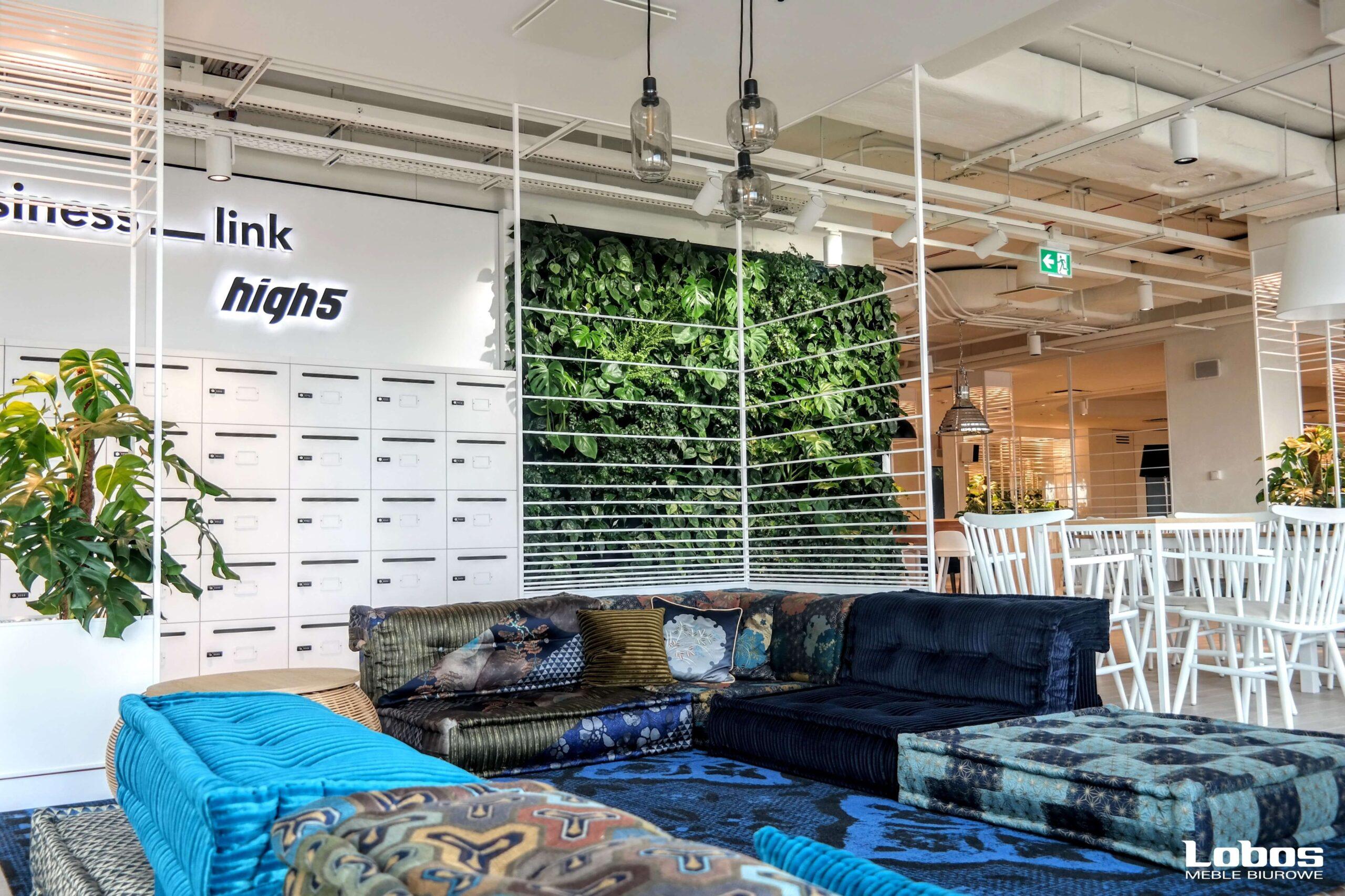 BUSINESS LINK HIGH5